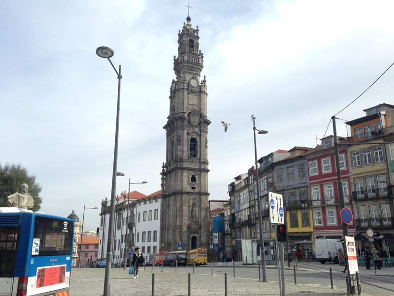 The Clérigos Tower
