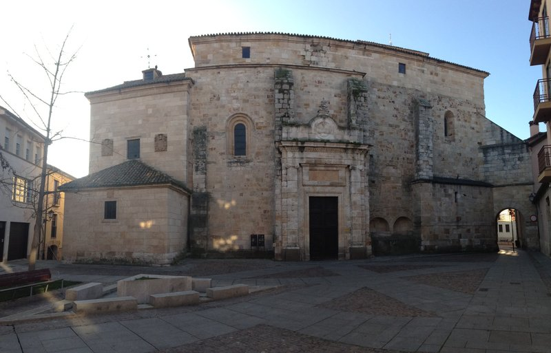 Images from our brief walk around Zamora