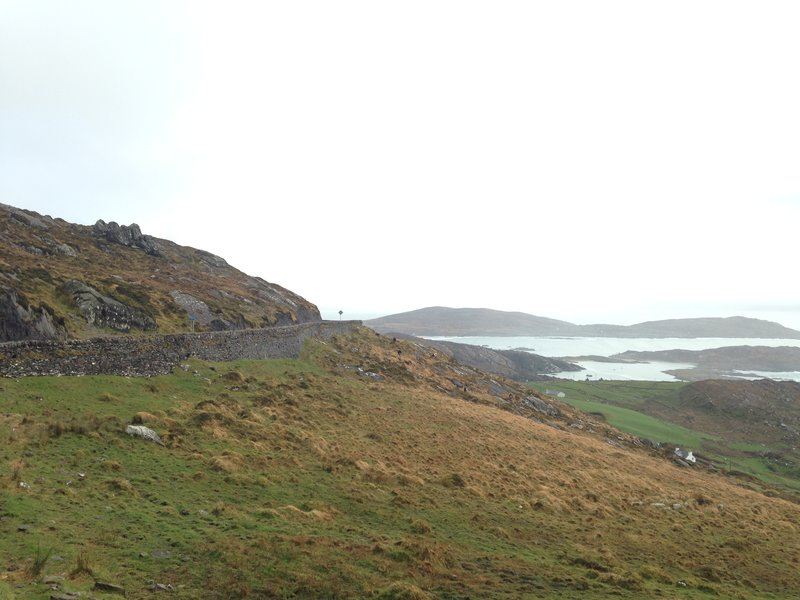 The Ring of Kerry - between Kenmare and Waterville