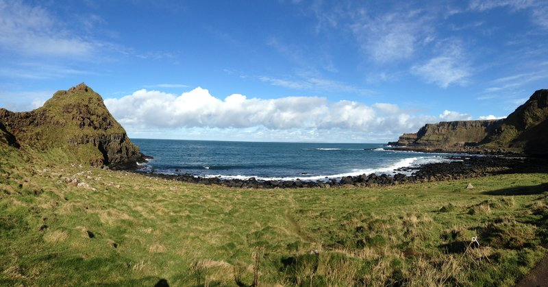 Images of the Giant's Causeway