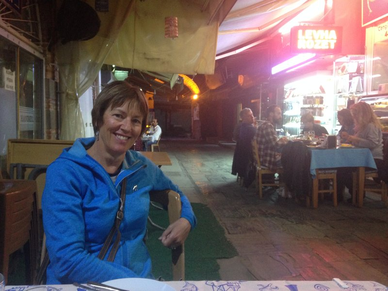 Dinner out in Izmir