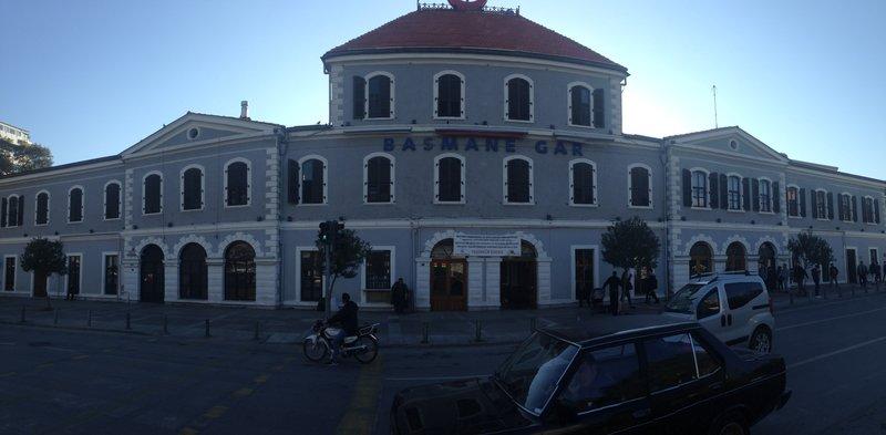 Izmir Railway Station