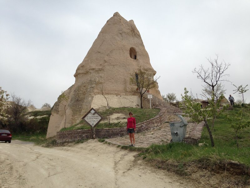 Images from a walk around Göreme our first day