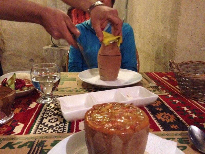 The Testi Kabab