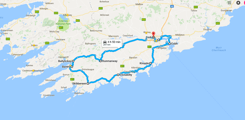 Roadtrip West Cork