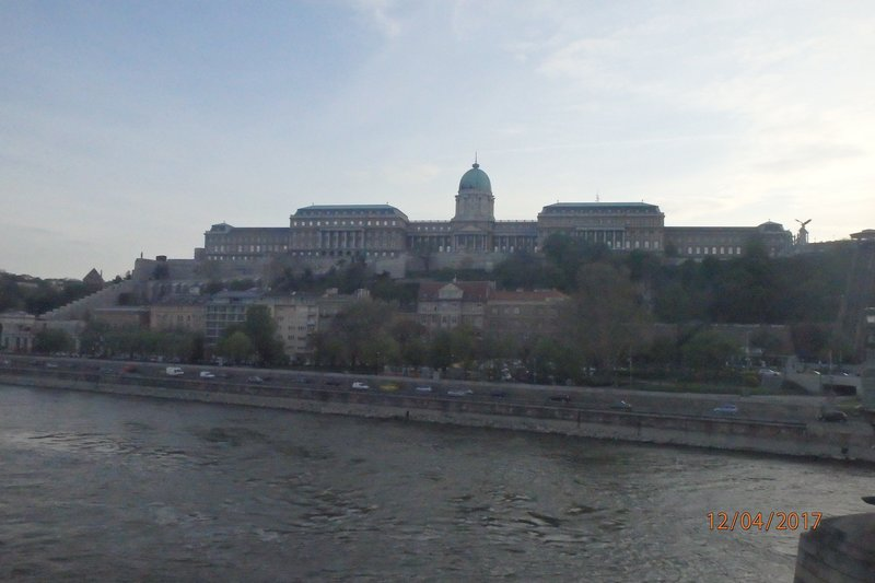 Images of Budapest - Buda Castle