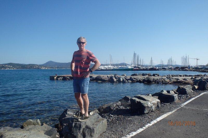 Saint Tropez!! Not sure what the fuss is about?