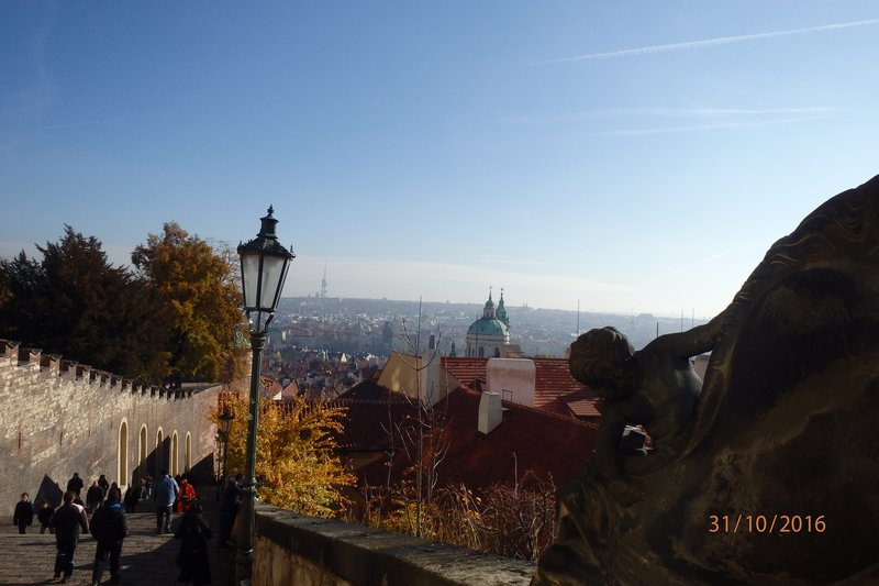 Some more images from our walk around Prague