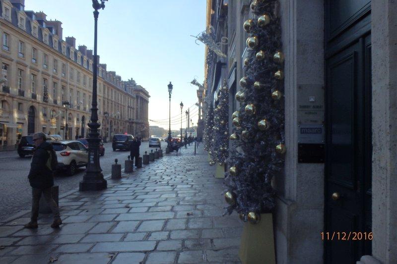 The 'High Street'