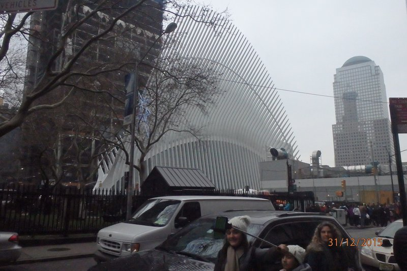 9'11 Memorial Station