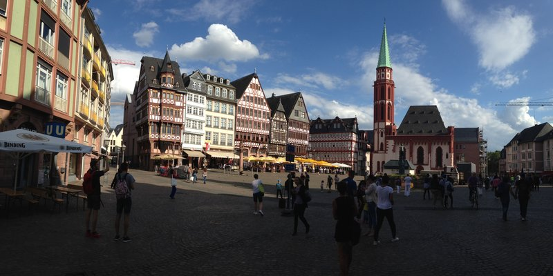 Images of Frankfurt