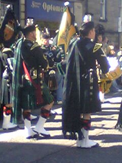 Last March of the Argylls