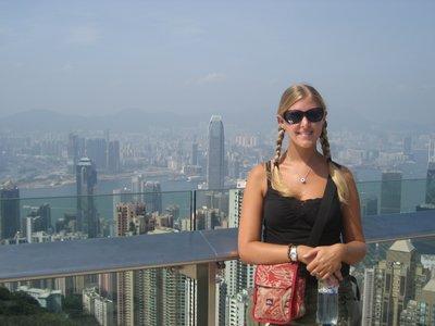 Me at the Peak