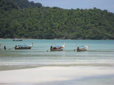 Phi Phi beach
