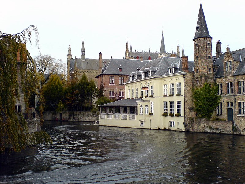 Boat tours in Brugges