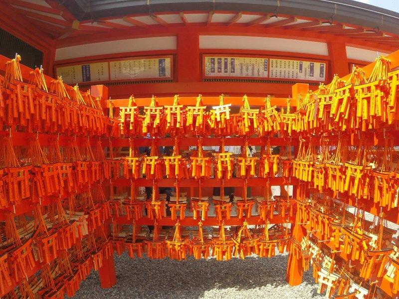 Fushimi-Inari Temple