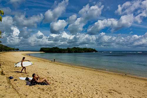 Nusa Dua Beach /BALI