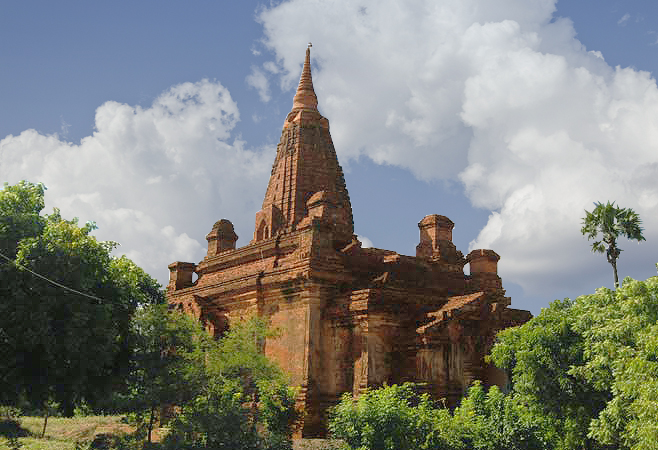 Gubyaukgyi Temple Wetkyi-in
