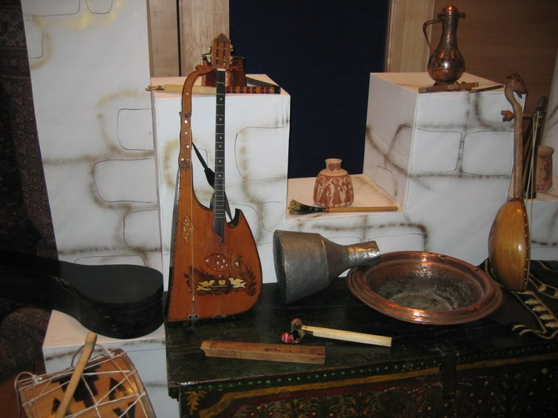 Albanian national musical instruments