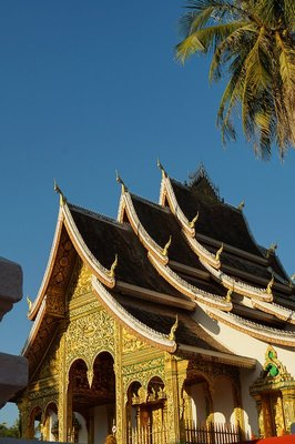 Royal Palace Roofline