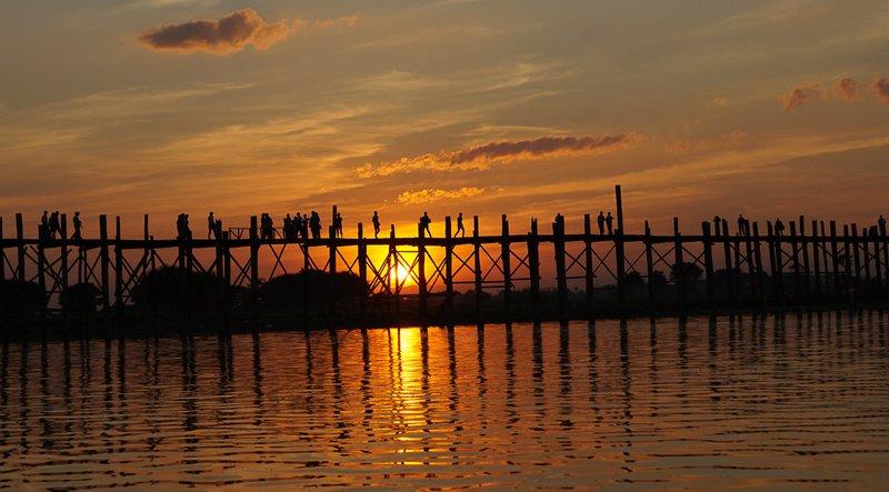 Oo Bein Bridge