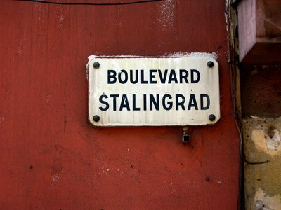Boulevard Stalingrad