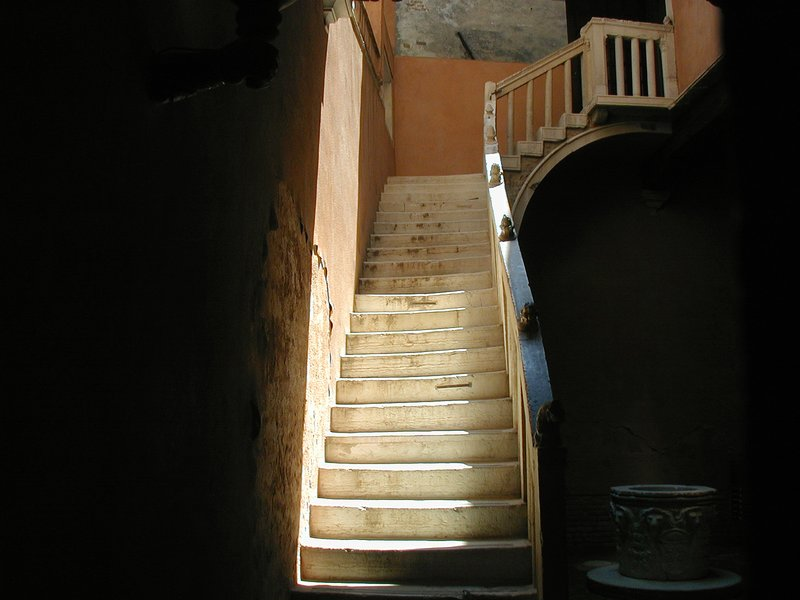 Venice staircase