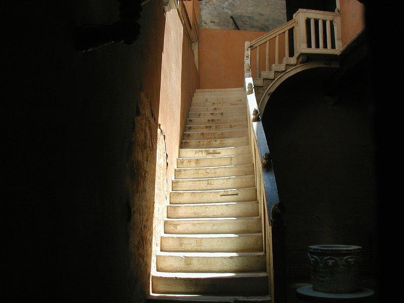 Venice staircase