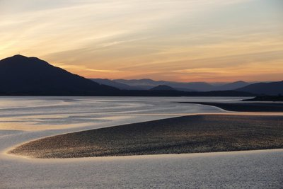 Dornoch Firth, Tain