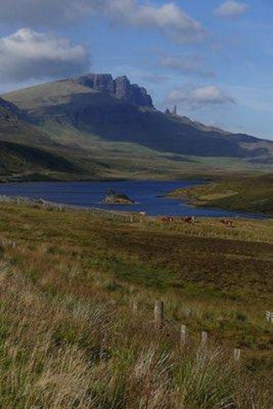 Hill of Storr, Skye