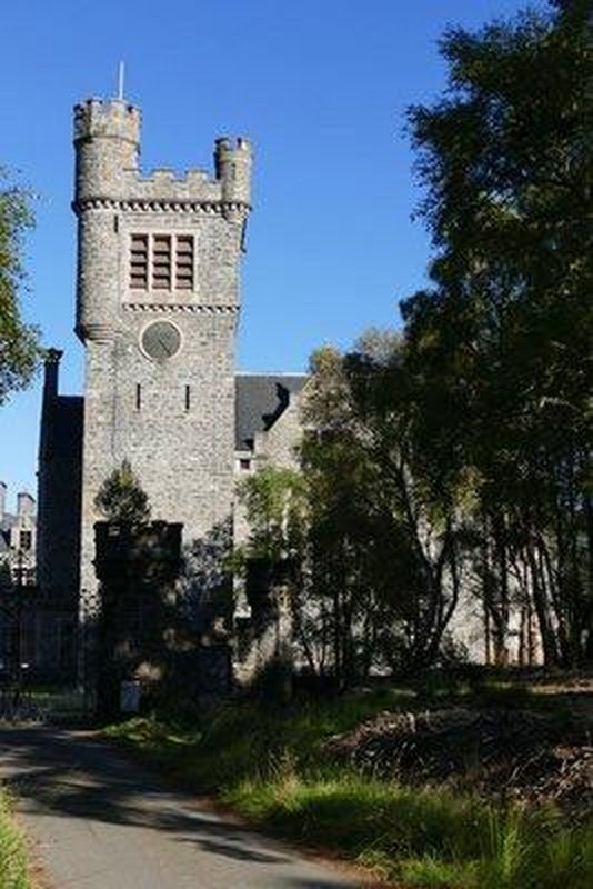 Carbidsdale Castle, Culrain