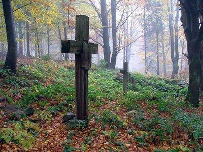 Cmentarz - Magura Malastowska