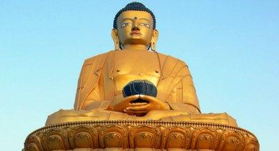 Statue of Buddha, Dhulikhel