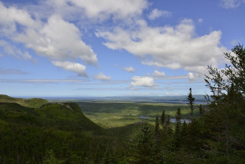 another view from NFLD hike