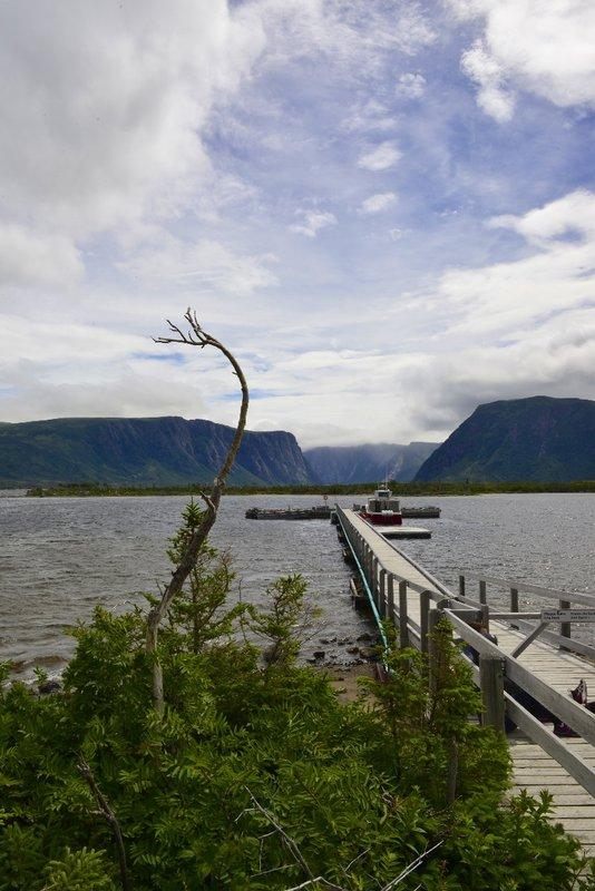 Fjords boat tour