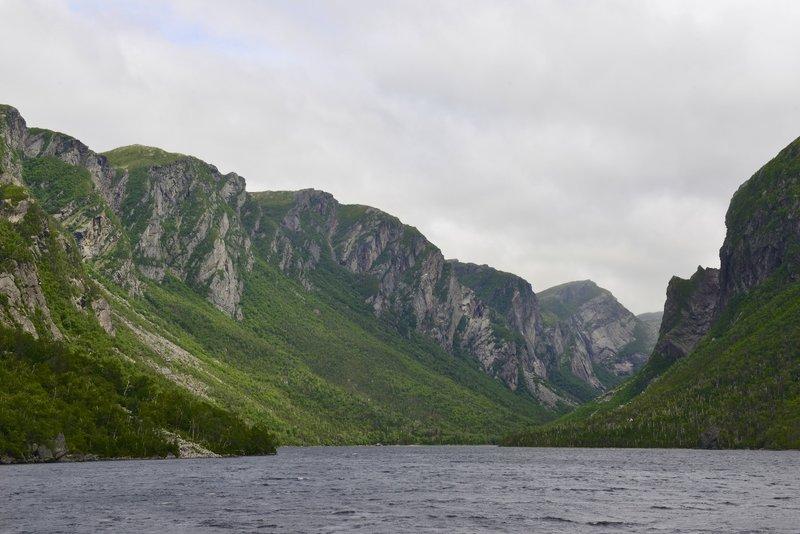Fjord boat tour