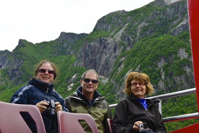 3 amigos in Fjord