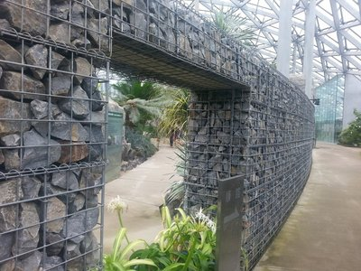 Green house super structure and sculpture