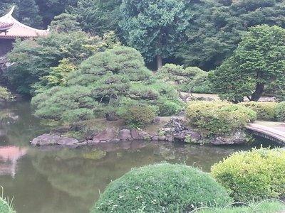 Shinjuku Gardens