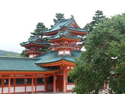 Heian Shrine, Kyoto