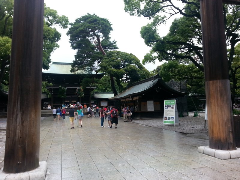 Meiji Jinju (Meiji Shrine)