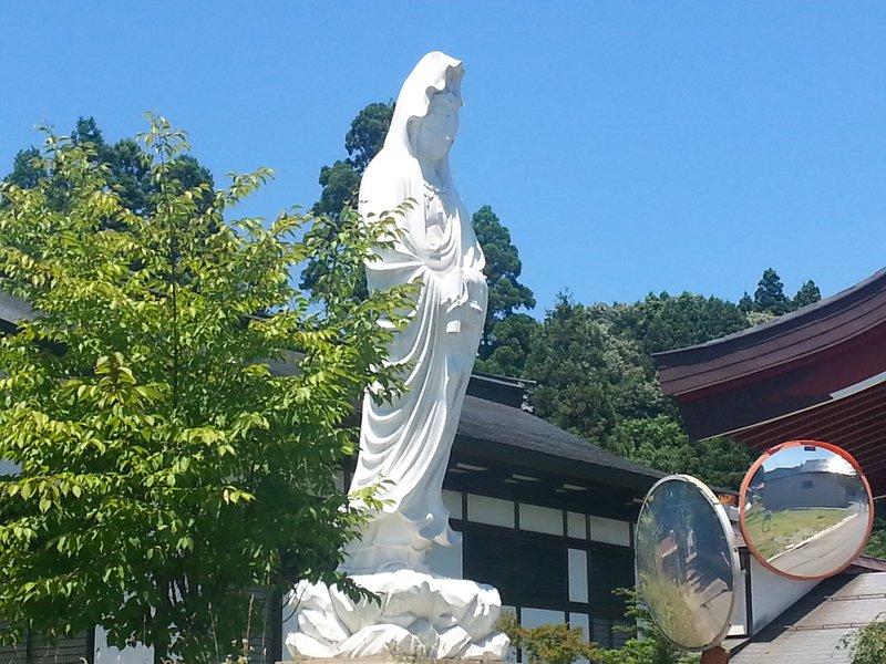 Buddha in Kakunodate