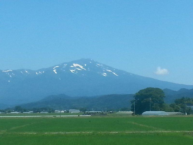 More mountains than Fuji