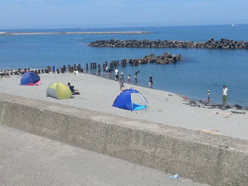 Niigata Beach