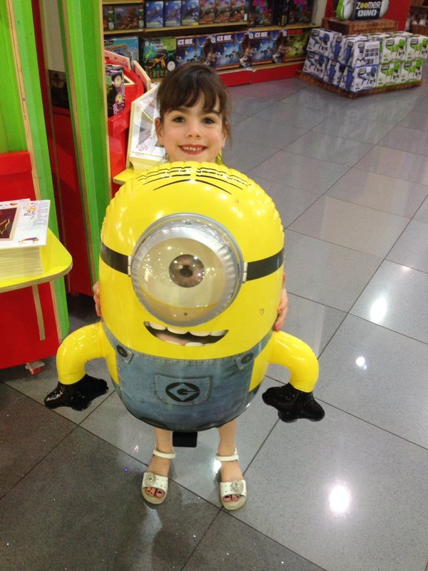 Minion Tilly