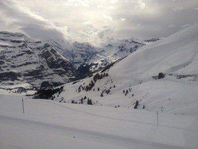 Jungfrau - Suíça
