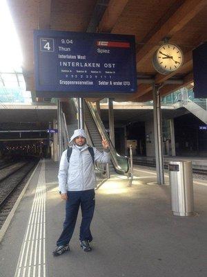 Zurique - Suíça - Estação Central