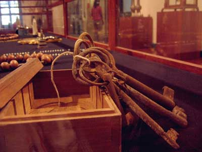 Old keys - Macau Museum