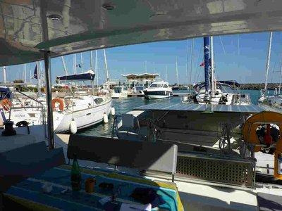 Le Cap d'Agde, le port, la capitainerie