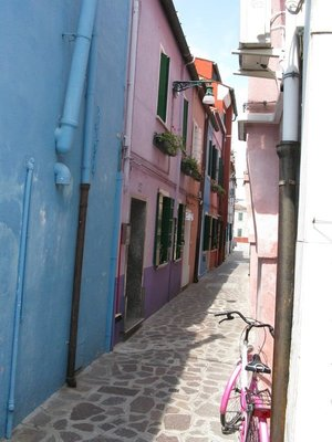 Another Burano street